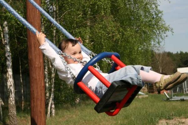 Baby Peuter Schommel.Baby Swing Peuterschommel Schommels Speeltoestellen Lars Laj